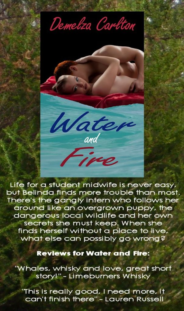 Water and Fire ad