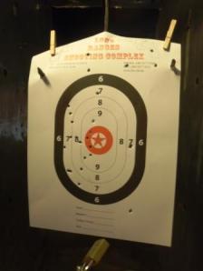 Browning target