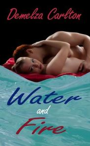 Water and Fire Cover 15-9-2013 for Wattpad
