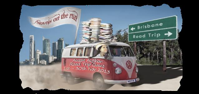 Aussie author road trip low res