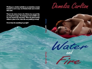 Water and Fire Complete Cover cropped for paperback