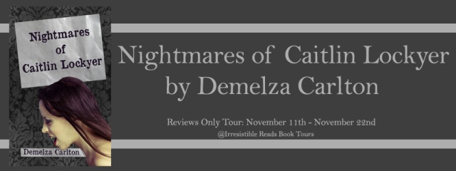 Nightmares Tour Banner - Irresistible Reads Tours