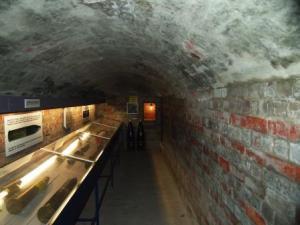 Bunker at Leighton Battery