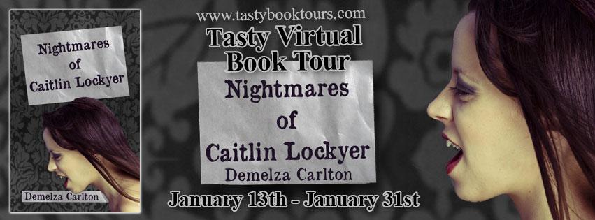 Tasty Book Tours Banner - Nightmares-of-Caitlin-Lockyer-Demelza-Carlton
