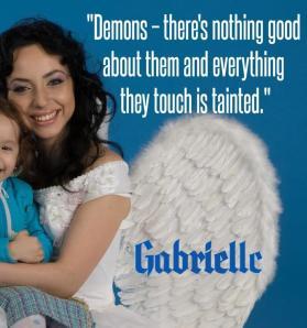 Gabrielle - demons taint