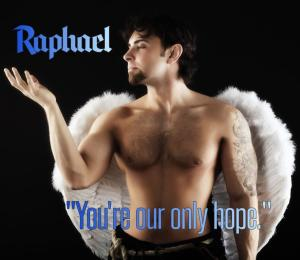 Archangel Raphael hope
