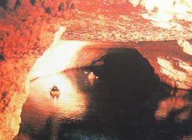 Weebubbie Cave, Nullarbor Plain