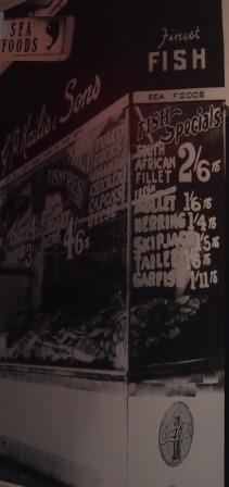 Kailis Fish Market in 1928