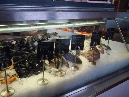 Present day price of fish at Kailis