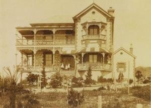 Sacred Heart Girls School, Tuckfield St, Fremantle