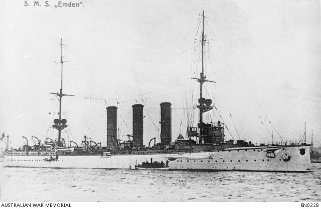 SS Emden