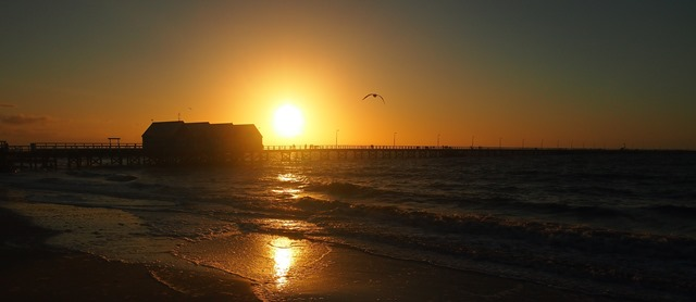 Busselton Jetty Sunset, 2014