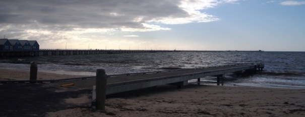 Busselton Jetty complete length, 2014