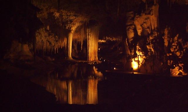 Lake Cave, Western Australia