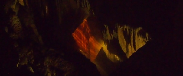 Shawl in Mammoth Cave