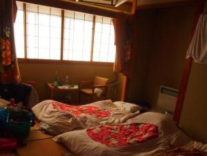 Nagano prefecture bedroom