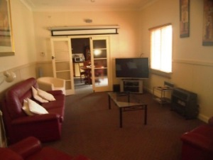Guest Common Room, Busselton Guesthouse