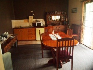 Guests Dining Room, Busselton Guesthouse