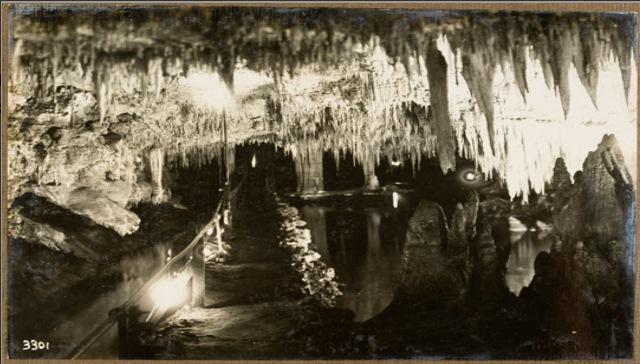 Lake Cave 1928