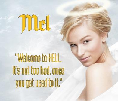 Mel welcome low res
