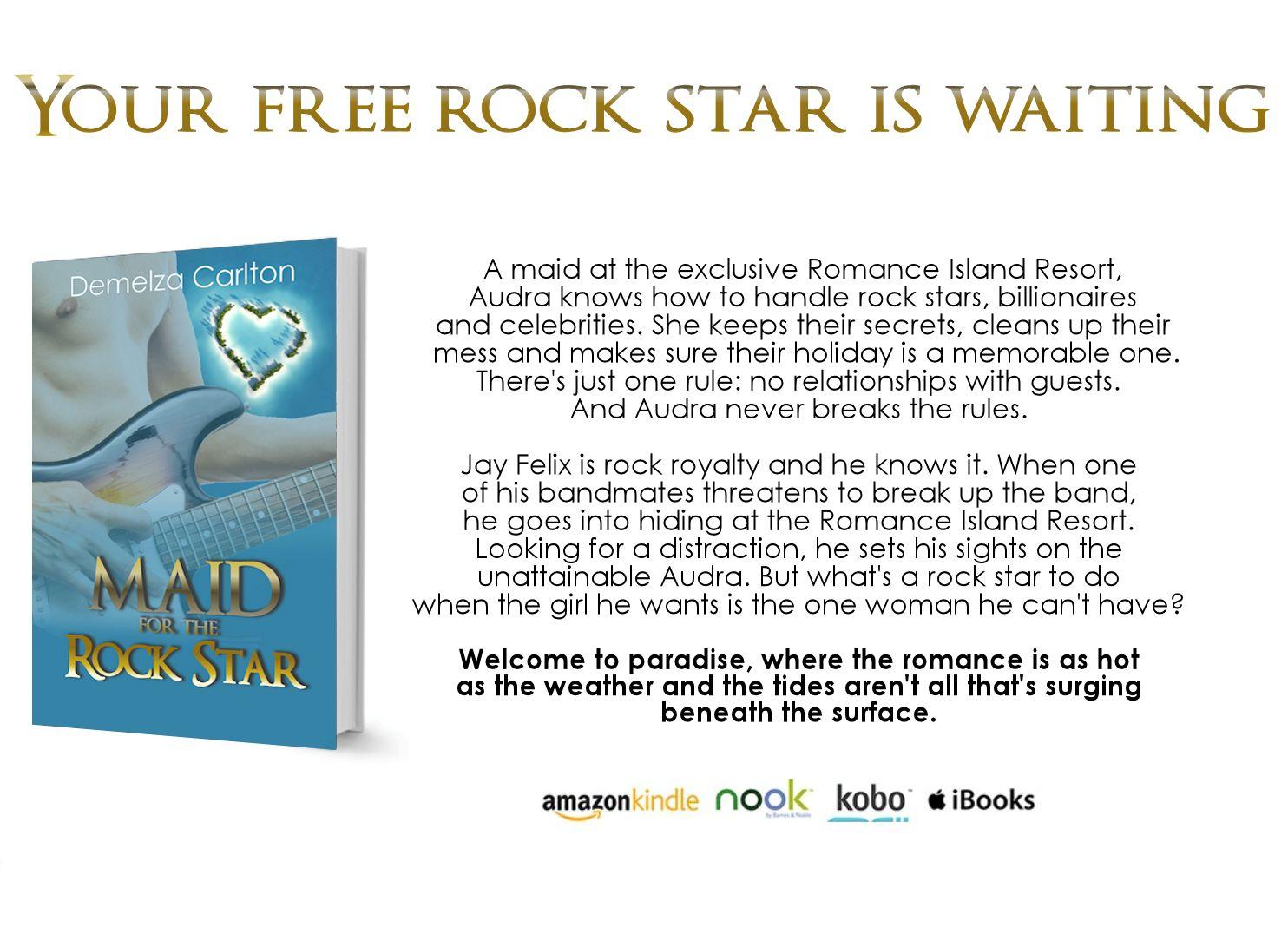 FreeBookAd - Rock Star